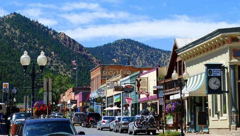 Idaho Springs CO