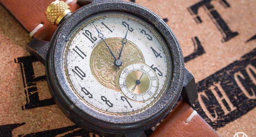 vortic watch