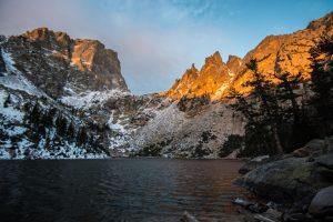 Emerald Lake, Rocky Mountain National Park, Estes Park