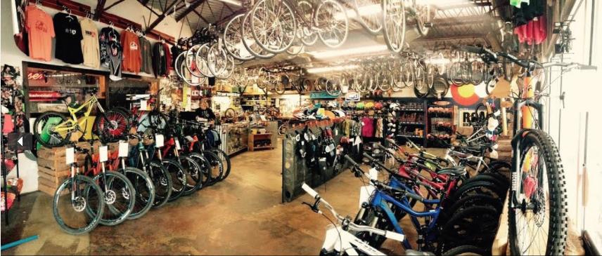 Road 34 Bike Shop