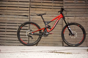 Freeride mountain bike