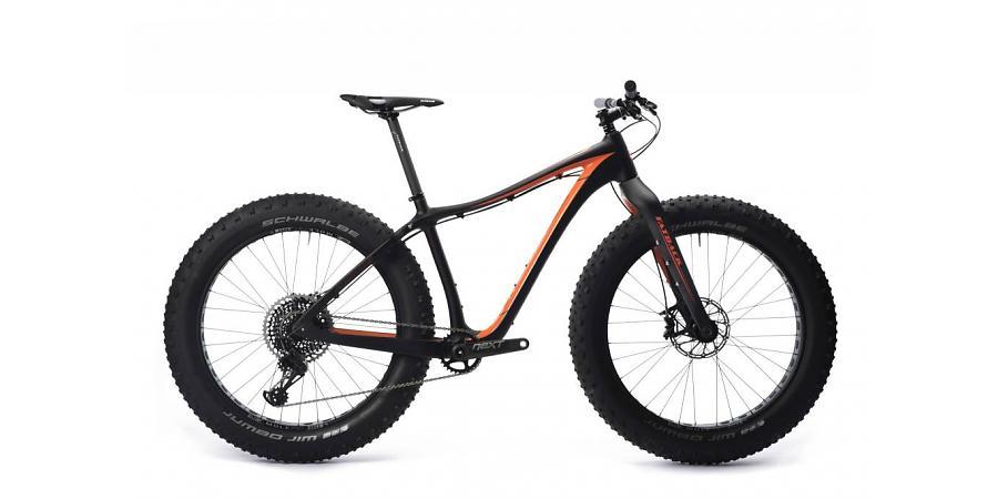 Corvus fat bike